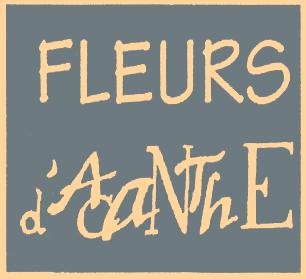 Fleurs d'Acanthe